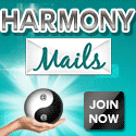 Harmony Mails - Mail Daily!